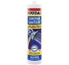 Sanitaire silicone express wit 300 ml