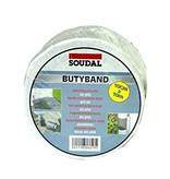 Soudal Butyband Alu 7,5 cm