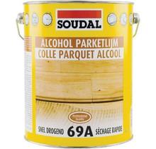 Parketlijm op alcoholbasis 69A 5 kg