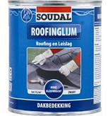 Soudal Roofinglijm zwart 750 ml