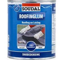 Roofinglijm zwart 750 ml