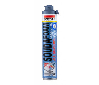 Soudafoam gun Click & Fix 750 ml
