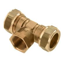 Bikon Water T-koppeling F