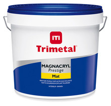MAGNACRYL PRESTIGE MAT - 10 Liter Wit