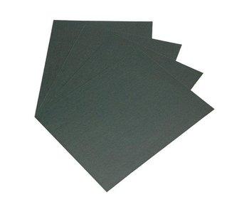 Schuurpapier zwart waterproof