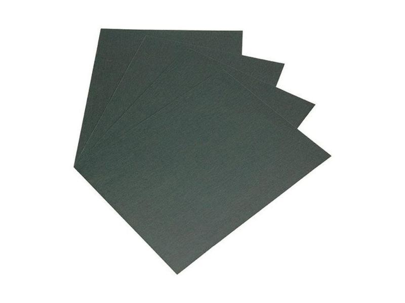 Bobrush Schuurpapier zwart waterproof