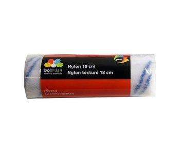 PROFI-LINE vervangrol NYLON epoxy/bicomp 18cm