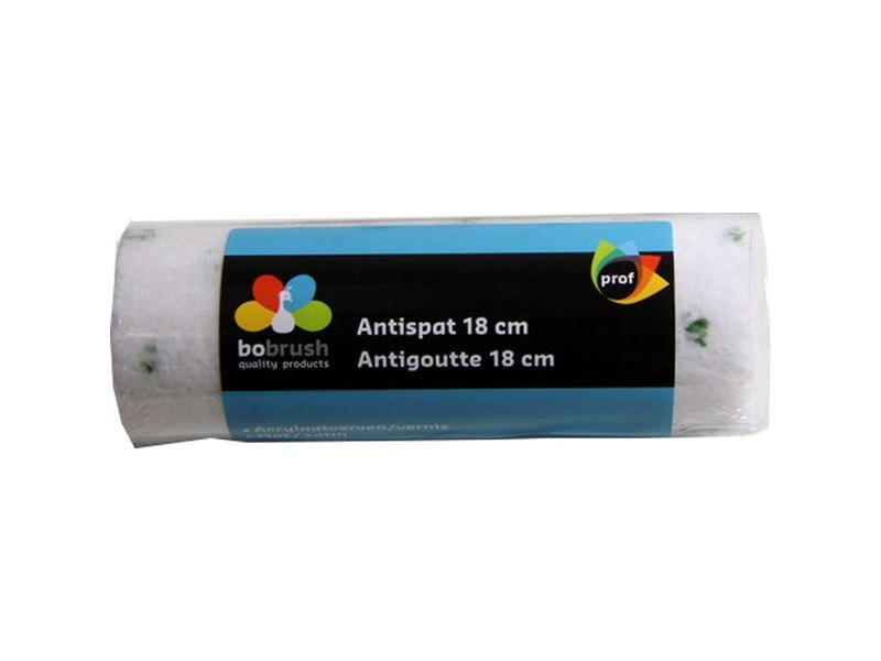 Bobrush PROFI-LINE vervangrol anti-spat acryl