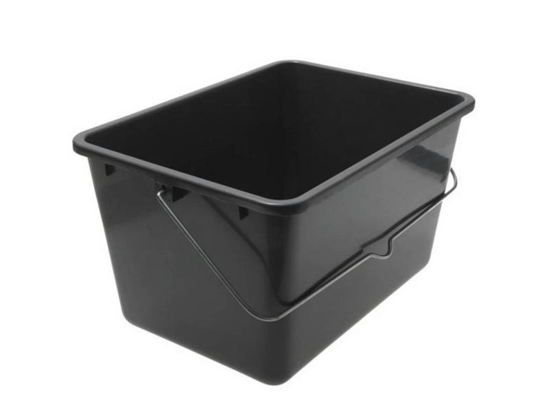 Bobrush Verfemmer kunststof 14 liter