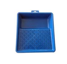 Verfbak kunststof 20 x 21,5 cm blauw