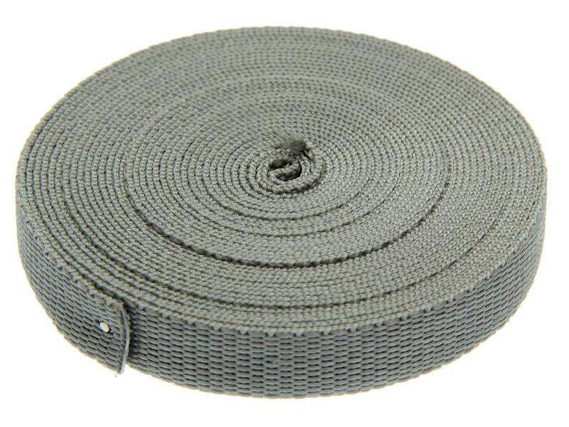 Ledent Touw Rolluiklint YLONKA 22mm 5 Meter GRIJS