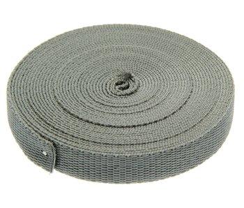 Minilint 14mm 10M grijs