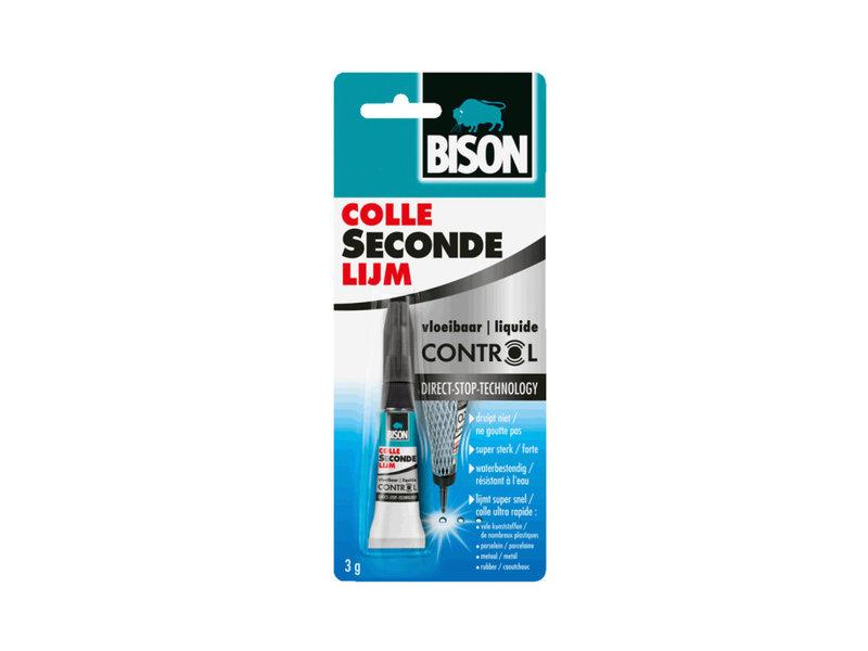 Bison Secondelijm Control 3g