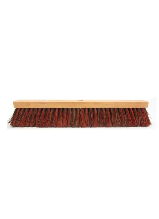 STRAATBEZEM BAHIA/PVC KORT ongelakt 50 cm plat