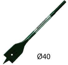 HOUTBOOR PLAT 40 mm