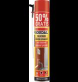 Soudal Montage& Isolatieschuim 500 + 250 ml gratis