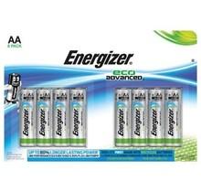 Energizer 8x Maxipack Eco advanced AA