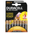 Duracell Duracell AAA  8 pack