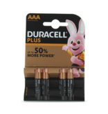 Duracell MN 2400 Duracell Plus Blister 4xAAA 1,5V