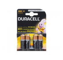 MN 1500 Duracell Plus Blister 4xAA 1,5V