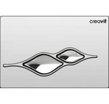 CREAVIT UFO CHROOM BEDIENINGSPANEEL