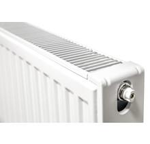 BELRAD INTEGRAL RADIATOR MET 6 AANSLUITINGEN T22 400X2000-2490W