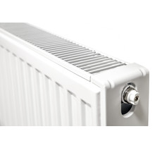 BELRAD INTEGRAL RADIATOR MET 6 AANSLUITINGEN T22 600X1400-2425W