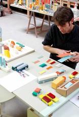 Ikonic Toys Holzauto:  Duotone Car #3, Floris Hovers
