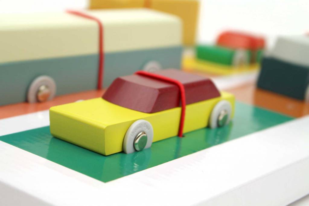 IKONIC Floris Hovers Duotone Cars - Set
