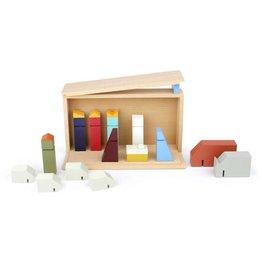 Ikonic Toys Floris Hovers hölzerne Krippe
