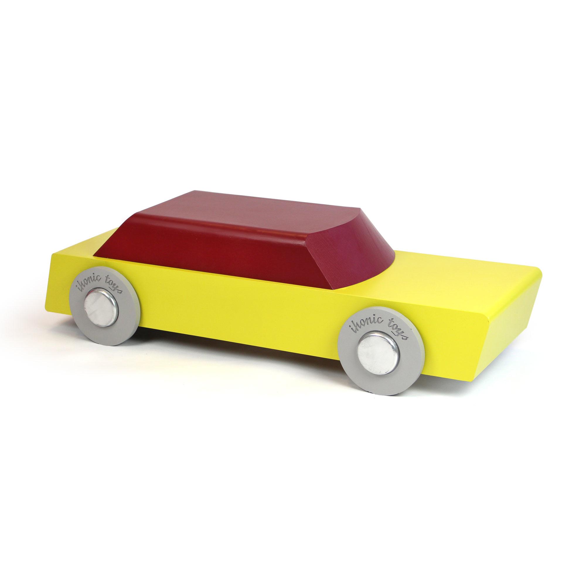 IKONIC Floris Hovers Duotone Car #2  XXL