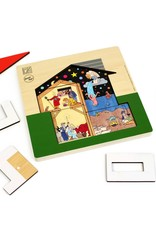 IKONIC Joost Swarte House Puzzle