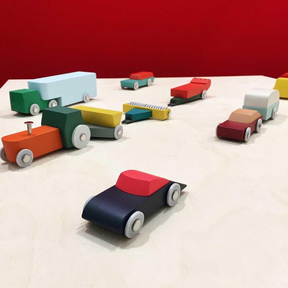 ikonic design maison et objet floris hovers duotone cars