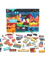 IKONIC Kars + Boom Puzzle 'Night'