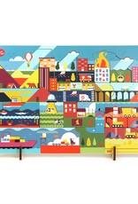 IKONIC Kars + Boom Jigsaw Puzzle 'Day'