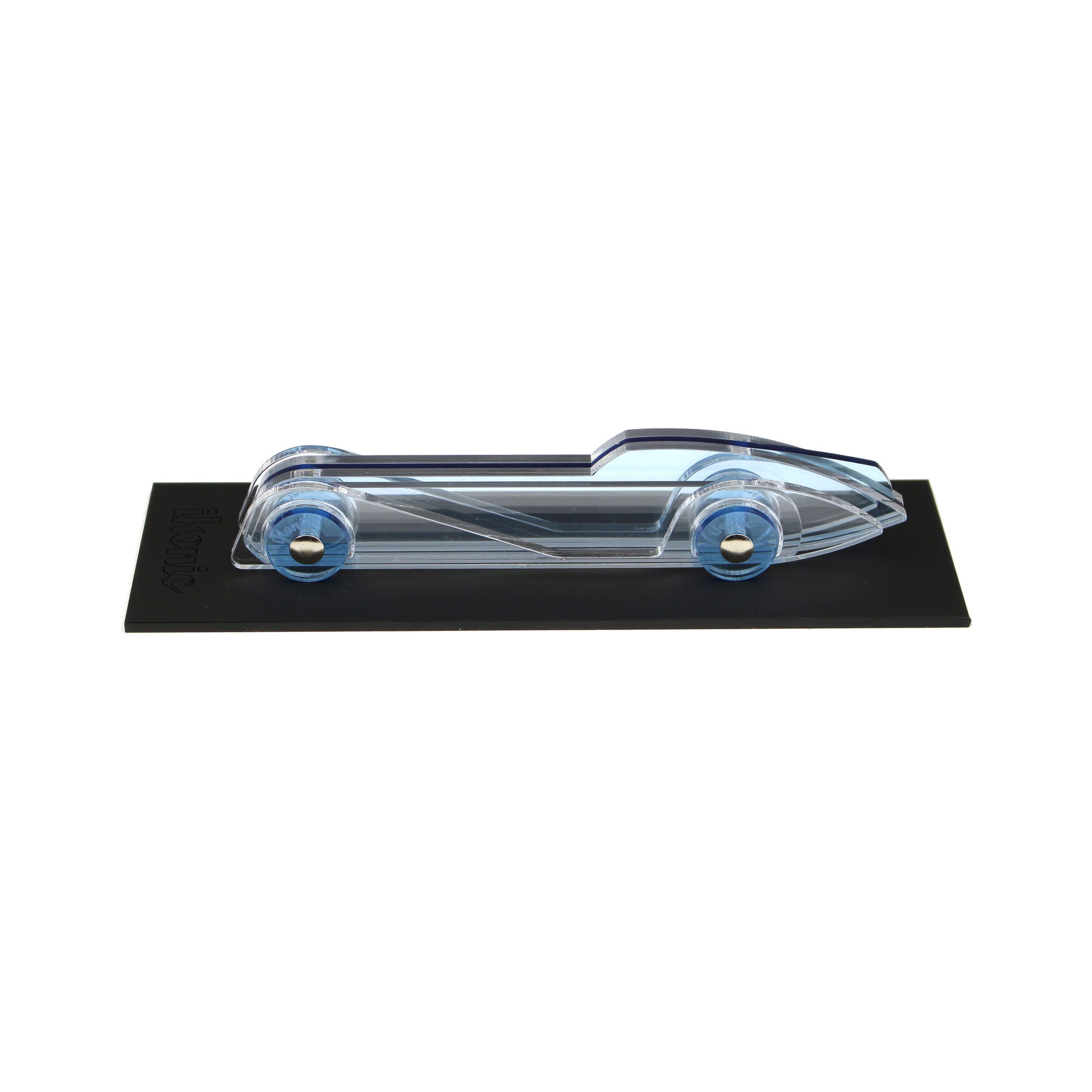 IKONIC Lucite Car Small No4
