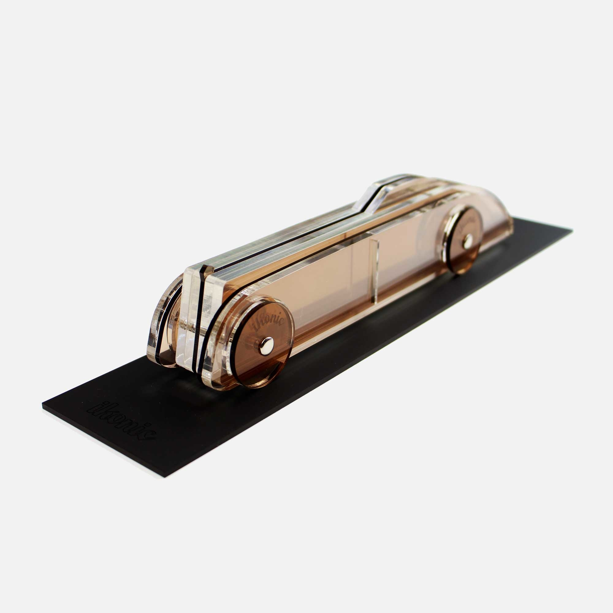 IKONIC Lucite Car Large No1