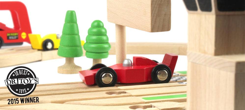 Wooden Race Track wins US Toy Award