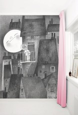 Kek Amsterdam Photo Wallpaper 'Moonlight', Fiep Westendorp