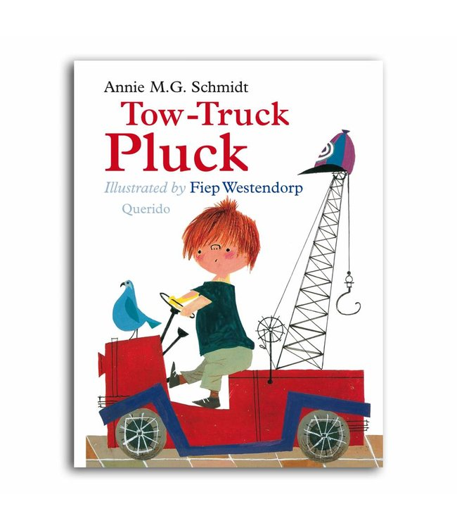Pushkin Press Tow Truck Pluck book