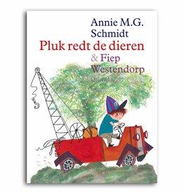 Querido Pluk redt de dieren - Annie M.G. Schmidt