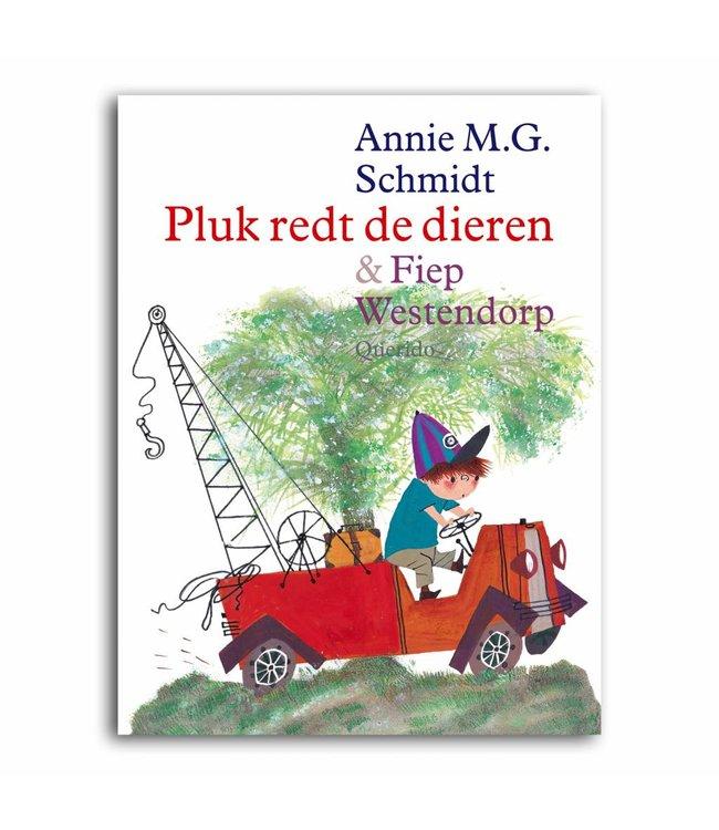 Querido Pluk redt de dieren (book in Dutch) - Annie M.G. Schmidt