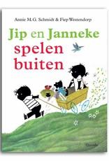 Querido Jip en Janneke spelen buiten - Annie M.G. Schmidt
