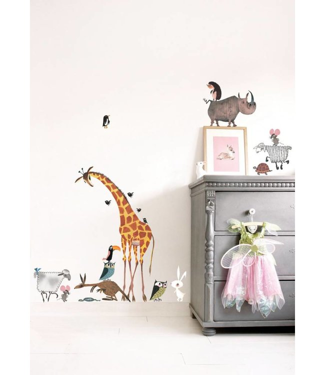 Wall Stickers 'Animals' (XL)