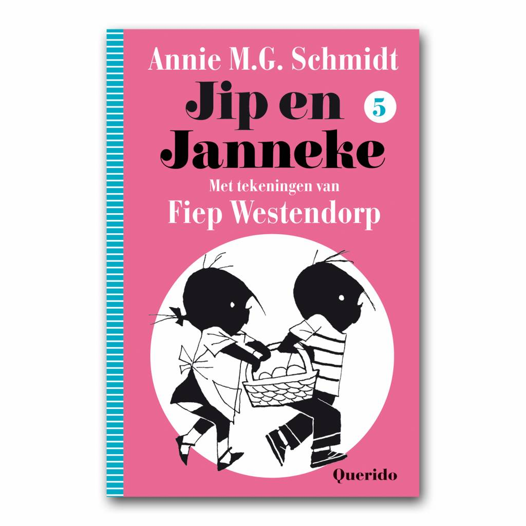 Querido Jip en Janneke Boek 5 - Annie M.G. Schmidt en Fiep Westendorp