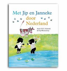 Querido Met Jip en Janneke door Nederland (dutch book)