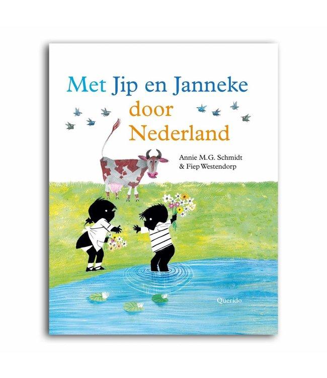 Met Jip & Janneke door Nederland!  (dutch book) Fiep Westendorp
