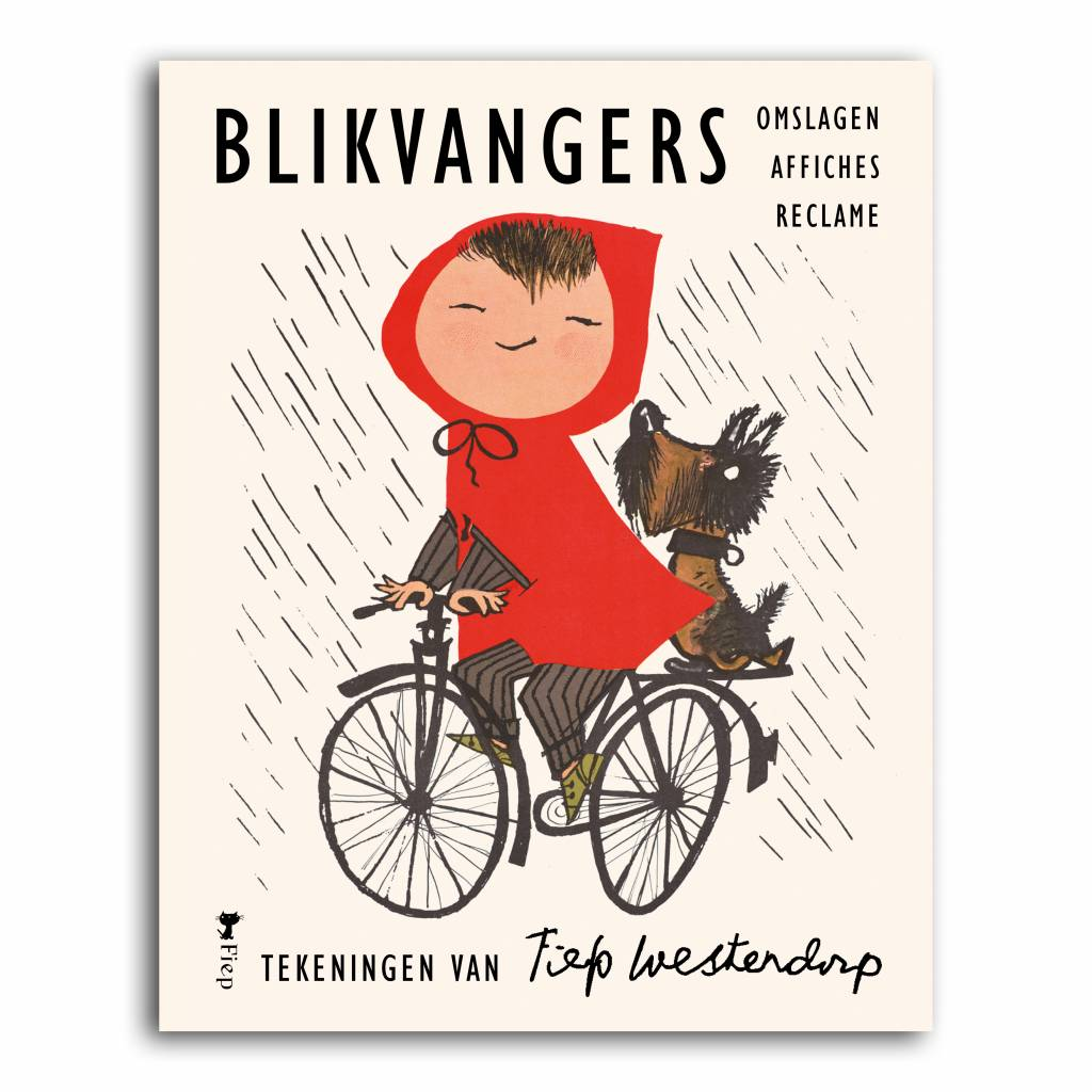 Fiep Imprint Blikvangers - omslagen, affiches, reclame door Fiep Westendorp - Goia Smid