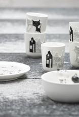 Hollandsche Waaren Porseleinen Pim en Pom bord