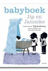 Querido Jip en Janneke, Babyboek Jongen,  blauw - Fiep Westendorp